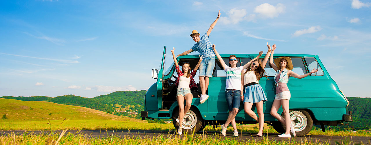Plan the Best Spring Road Trip Ever, SnapQuote Insurance
